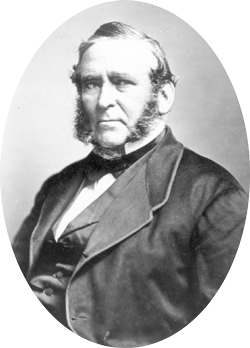 Photo of Horatio Nelson Gambrill