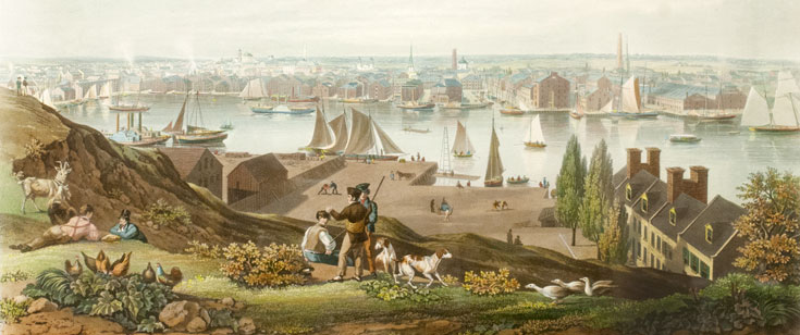 the history of janestown island in 19th century An american history brief histories: the caribbean  a central paradox in newport and rhode islands early history was the combination of a the history of janestown island in.